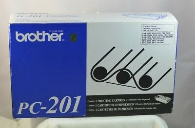 New Brother Pc-201 Fax Machine Printing Cartridge