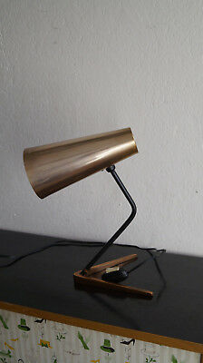 Vintage Tisch Lampe table lamp mid century modernist