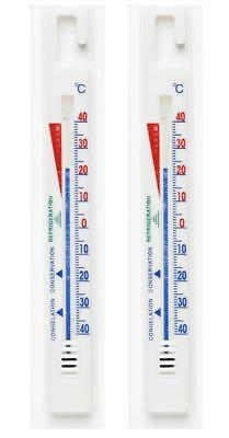 Fridge Thermometer & Freezer Thermometer **great Value Twin Pack**