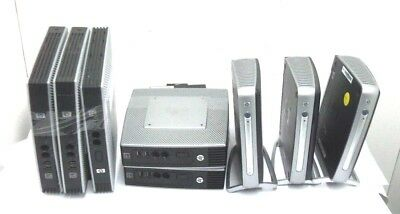 JOB LOT 8 x HP Thin Client T5570 T5520 T5125 T5740 including.VAT **