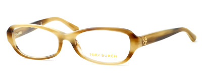 Authentic TORY BURCH Designer 2051 - 1416 Eyeglasses Wood Brown *NEW* 51mm
