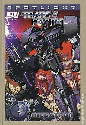 Transformers Spotlight Megatron #0RE 2013 VF 8.0