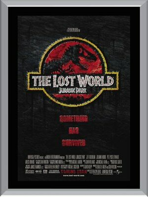 Jurassic Park The Lost World Alt A1 To A4 Size Poster Prints