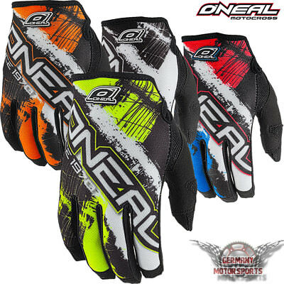 Oneal Jump Shocker Motocross Handschuhe Offroad Enduro Cross Quad Sx Mx !SALE!