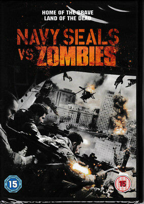 Navy Seals Vs Zombies - DVD - Brand New & Sealed
