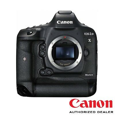 Canon EOS-1D X Mark II DSLR Camera (Body Only) ***USA AUTHORIZED***