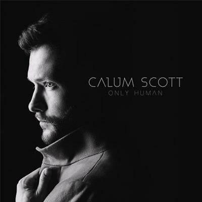 Only Human - Calum Scott Compact Disc Free Shipping!