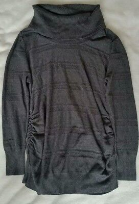 Liz Lange maternity sweater size xxl color gray