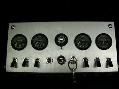 1961 3.8 Jaguar XKE E-Type Series 1 Dashboard Center Console, in great condition