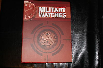 Eaglemoss Military Watches Collection Joblot