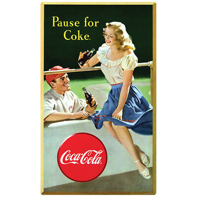 Coca-Cola Girl Masquerade Refreshing Wall Decal Vintage Style Decor Coke