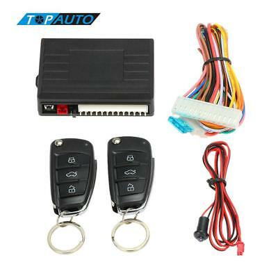 System Alarm Car Keyless Way Security Remote 2 Entry Start Viper LED 1 Vehicle