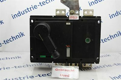 Merlin Gerin Interpact in1600 LOAD BREAK SWITCH