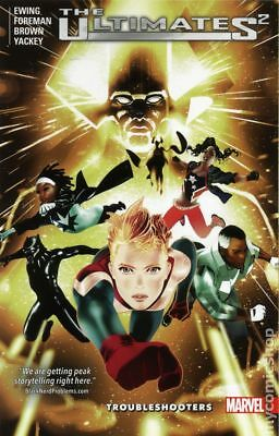 Ultimates 2 TPB (Marvel) By Al Ewing #1-1ST 2017 FN Stock Image