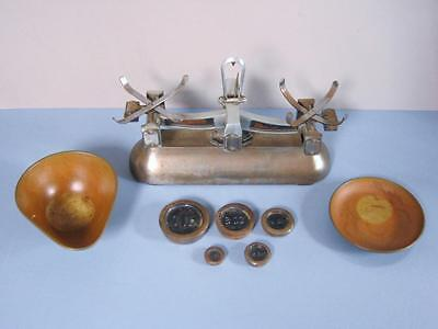 Antique Avery 2 LB's Balance Scale with Counter Weights