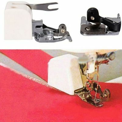 Brand New Over Lock 1 Pc Sharp Zig Box For Sewing Presser Foot Side Cutter