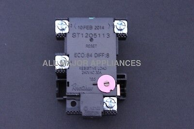 Genuine Electric Hot Water Heater Thermostat Robertshaw  St12-80  60-80C