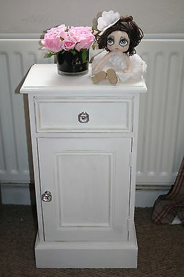 Vintage   Pot  Cupboard  /  Bed  Side  Cabinet.