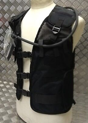 Genuine British Military/Police Camelbak Remploy Tactical Hydration Vest MK2