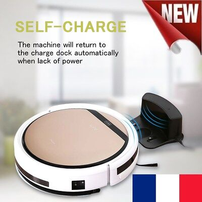 Original ILIFE V5S Pro Smart Robot Vacuum Cleaner Microfiber Nettoyer Aspirateur