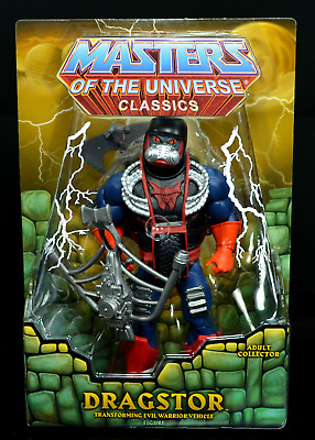 Masters of the Universe Figur OVP Motu Classics Dragstor