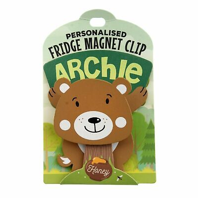 Fridge Magnet Clip Archie