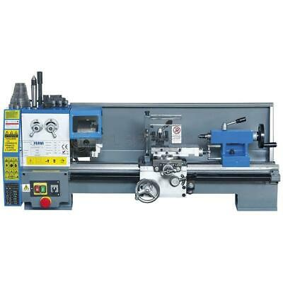 Metal Gear Bench Lathe Variable Speed Fervi 0708