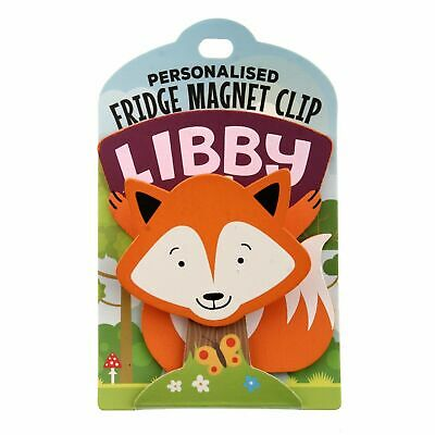 Fridge Magnet Clip Libby