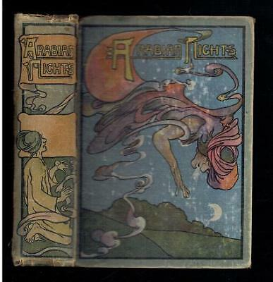 The Arabian Nights. Illustrated by Heath Robinson et al. 1905 Fair