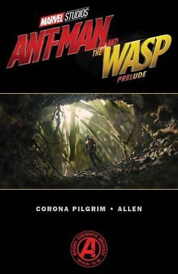 Ant-Man and the Wasp Prelude #1 Stock Image