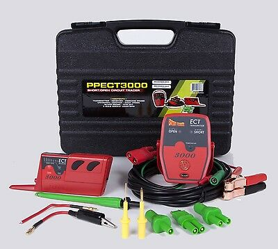 Power Probe ECT3000 Short/Open Electrical Circuit Tester Find New! FREE SHIPPING
