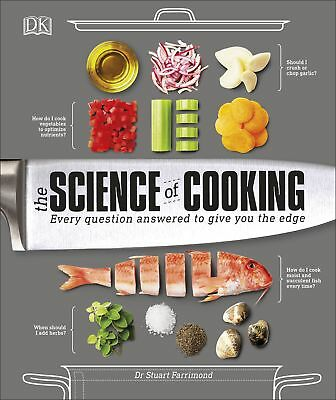 The Science of Cooking, Dr. Stuart Farrimond