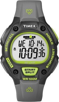 Timex Ironman T5K692, 30 Lap Sports Watch with, Indiglo Night Light