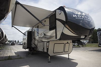 2018 Montana High Country 305RL 5th Wheel Camper by Keystone RV
