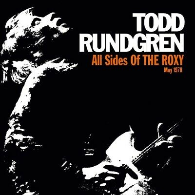Todd Rundgren - All Sides Of The Roxy: May 1978 [New CD] Boxed Set, UK - Import