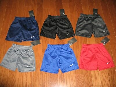 Nike Shorts Basketball Pants Boys Size 2T 3T 4T 4 5 6 7  Nwt