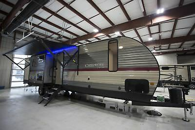 Cherokee 304Bh Travel Trailer Camper Rv Double Bunks Outside Kitchen Clearance