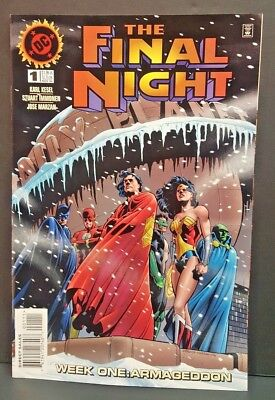 The Final Night #1 (Nov 1996, DC) VF/NM