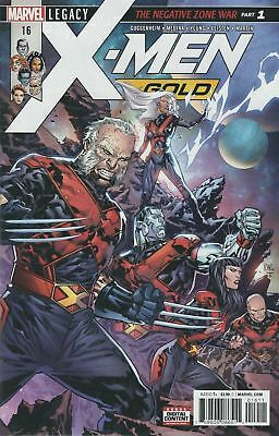 X-Men Gold #16 Marvel comic 1st Print 2018 NM ships in t-folder