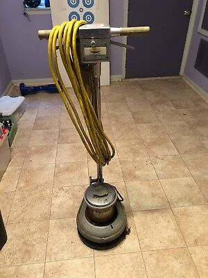 Silver Ray heavy duty commercial floor buffer/polisher