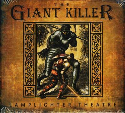 NEW Sealed THE GIANT KILLER Lamplighter Theater Theatre Christian Audio 2-CD Set
