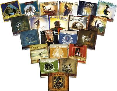 New Complete Series LAMPLIGHTER THEATER Classic Stories 21 Audio CD Sets