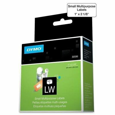 Dymo Authentic Lw Labels For Labelwriter Printers 30336 Roll Of 500 White
