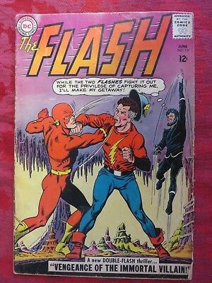 The Flash #137  1St App. Of Vandal Savage And Johnny Thunder!