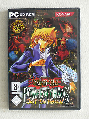 Power of Chaos Johe The Passion 3 Promo-Karten PCFDE001-3 Top Mint PC CD-ROM