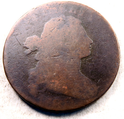 1800 Draped Bust Large Cent ~ Better Date ~ #4002