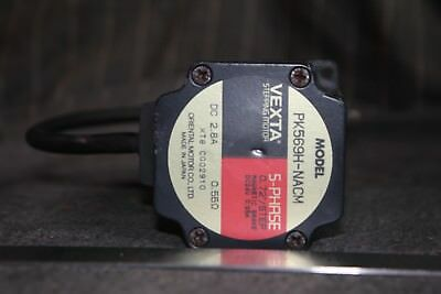 Vexta Pk569H Stepping Motor 5 Phase Oriental Motor Co. Dc 2.8A