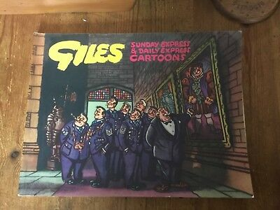 Giles Cartoon Book eighth edition Number 8