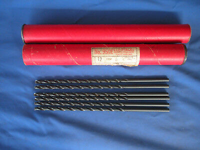 "Cle-Forge Extra Length 7/32"" by 8-1/8"" Drill Bits No. 950E"