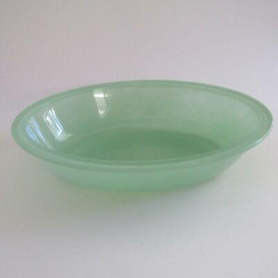Vintage Green Glass Agee Pyrex Dish PON4 22 Made in Australia